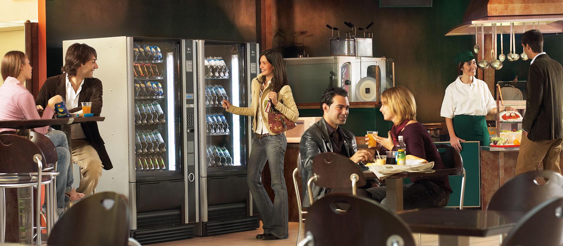 Las Últimas Novedades en Máquinas Vending